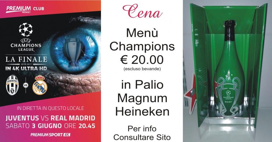 Cena Champions League